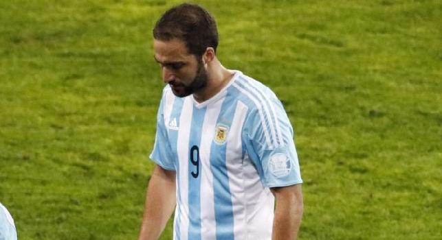 Argentina, Higuain ancora ai margini: non convocato da Scaloni. La lista completa