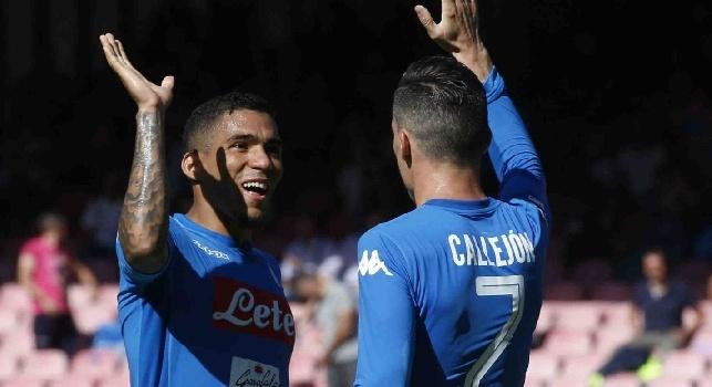CdM - Il Napoli deve colmare due caselle vuote sul mercato, le hanno lasciate libere gli addii di Allan e Callejon