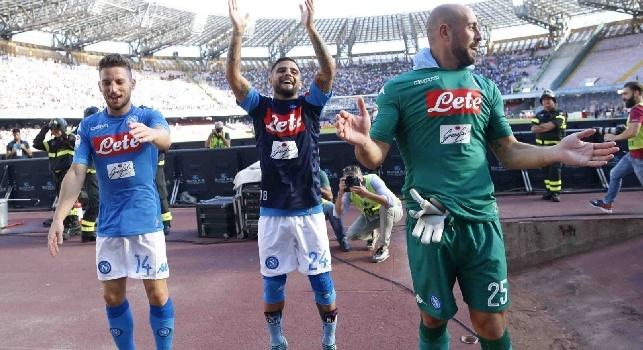 Napoli-Benevento, la goleada raccontata da Auriemma: Mertens il volatile più insaziabile della Serie A [VIDEO]