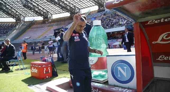 Maurizio Sarri (Napoli, 10 gennaio 1959) è un allenatore di calcio italiano, attuale tecnico del Napoli.