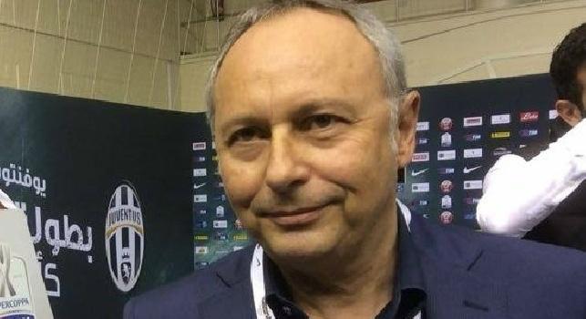 Martino: Sono curioso di vedere come la squadra giocherà con Ancelotti, Meret un grande portiere