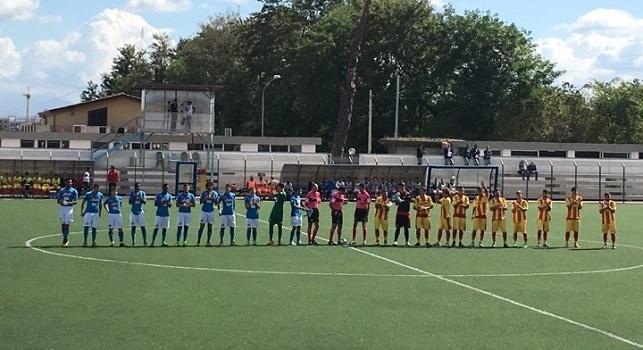 Coppa Italia Primavera, Napoli-Benevento 3-4 (17' Basit, 47' Zerbin, 83' Marie Sainte; 42', 85' Pinto, 53', 80' Brignola): azzurrini eliminati!