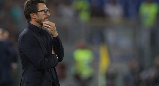Roma-Benevento, le formazioni ufficiali: Di Francesco lancia un 4-2-3-1 offensivo, ancora panchina per De Rossi. De Zerbi come col Napoli, cambia un solo giocatore