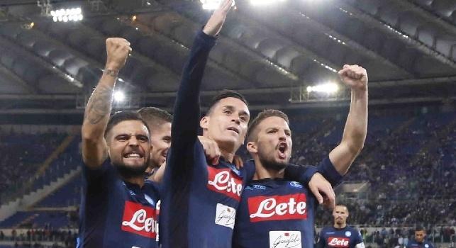 Marino, ex Napoli: Bisogna essere obiettivi, questa è una grande squadra. De Laurentiis ora deve allungare la rosa
