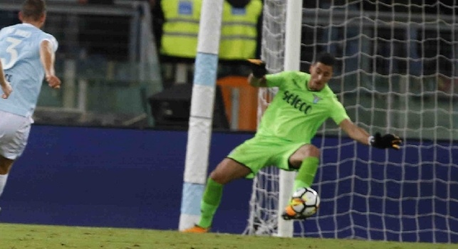 Lazio, Strakosha: Champions? Dobbiamo migliorare, bisogna raggiungere i posti più alti
