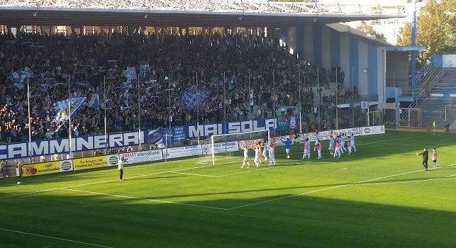 Spal-Juventus, altro che cori discriminatori! A Ferrara lo stadio intona: Mio fratello è napoletano