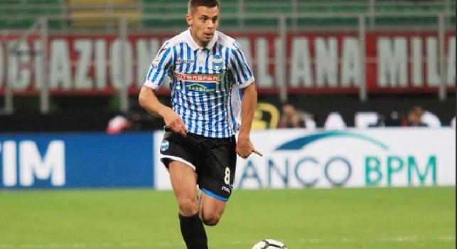 Sportitalia - SPAL-Napoli, trattativa per Grassi in stand-by: il calciatore vuole guardarsi attorno