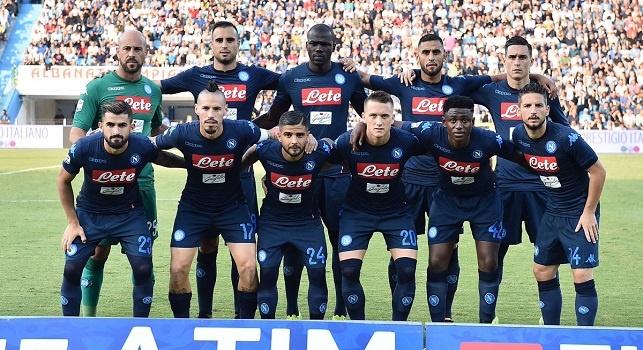 Foto SSC Napoli