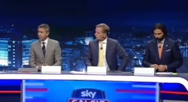 Sky, Costacurta: Caldara e Masiello hanno fatto una partita da Nazionale, Mertens è stato una serpe