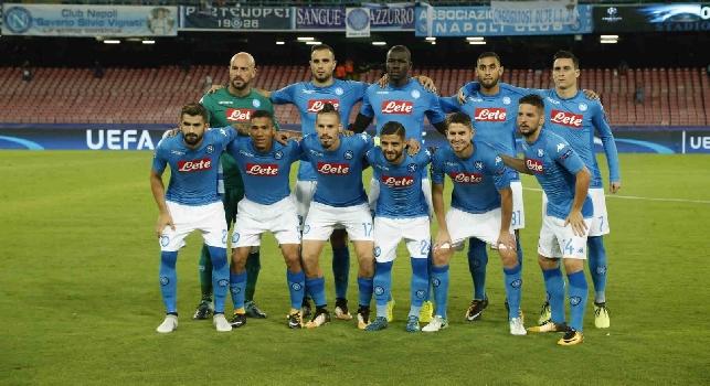 Ranking UEFA, il Napoli scende al sedicesimo posto: a scavalcarlo... è di nuovo lo Shakhtar