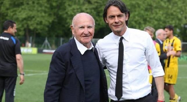Lutto nel calcio italiano e nell'Atalanta, a 83 anni è morto Mino Favini