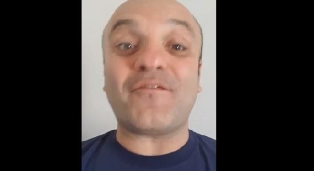 """Peppe Iodice: Il nonno è rimasto bloccato, mannaggia o' diavolo. Il portiere di Castellammare non ha avuto sensibilità! O nonn non sta bene"""" [VIDEO]"""