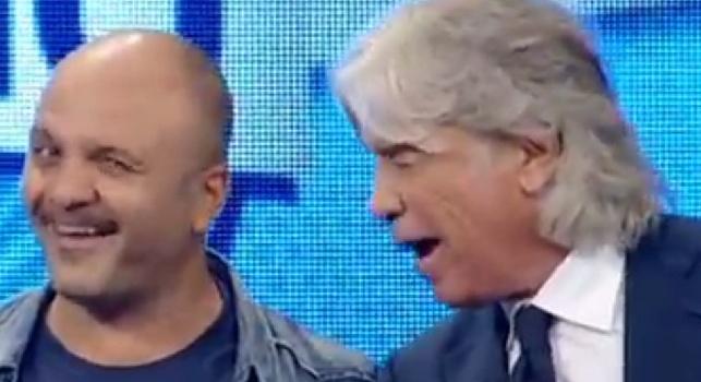 L'esilarante monologo di Peppe Iodice: Ma Zapata da noi non aveva i capelli! Hysaj <i>paposcia</i>, Ancelotti ha <i>incignato</i> il cappotto nuovo! [VIDEO]