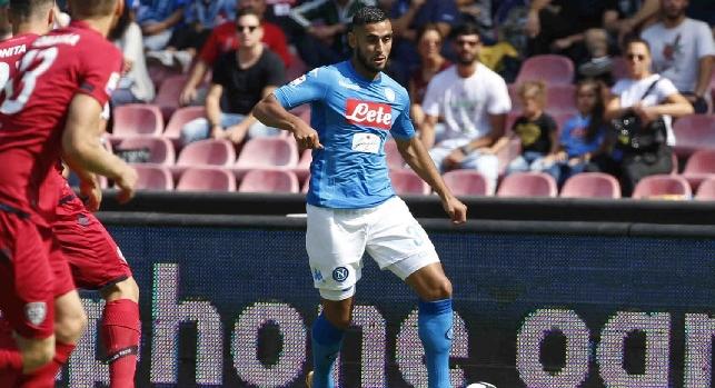 Rai - Rinnovo Ghoulam: il fratello spinge per il Manchester City, ma Giuntoli ha l'accordo con Mendes. Si lavora a fari spenti per un maxi ingaggio