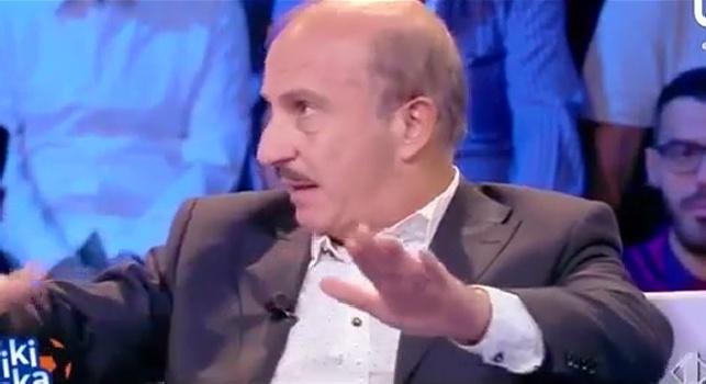 Buccirosso: Fallimento totale, gravissimo gesto di Damato!. Mughini sbotta sottovoce [VIDEO]