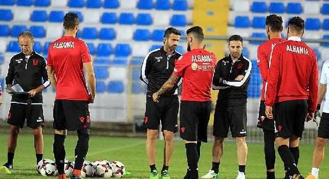 Hysaj, Nazionale albanese
