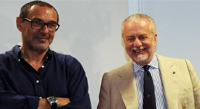A febbraio Sarri non disse la verità a De Laurentiis: così partì la caccia ad Ancelotti