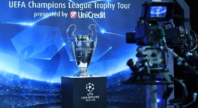 Diritti tv, agli azzurri 147 milioni grazie agli ottavi di Champions