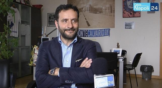 L'assessore Borriello: Pronti 12mln per la messa in sicurezza dell'impianto. Champions? Al San Paolo e su De Laurentiis...