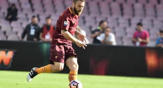 Roma, De Rossi: Spero di vincere lo scudetto, non è impossibile
