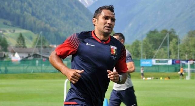 Santana torna sul passato a Napoli: E' stato difficile, c'erano giocatori molto forti ed avevo poco spazio