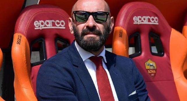 Roma, Monchi: Abbiamo lottato col Napoli per Ounas, gli azzurri possono arrivare in finale di Europa League