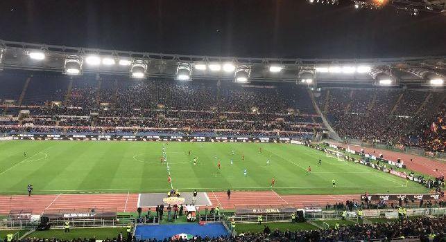 RILEGGI DIRETTA - Roma-Napoli 0-1 (20' Insigne): rete di Insigne e Miracolo di Reina! Ottava vittoria di fila degli azzurri in campionato, la squadra di Sarri a +5 sulla Juve