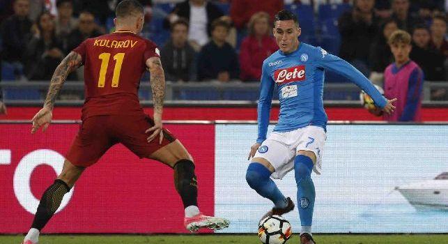 Maxi scambio Napoli-Roma, Venerato a CN24: ADL offre 10mln più due azzurri per Kolarov e Manolas!