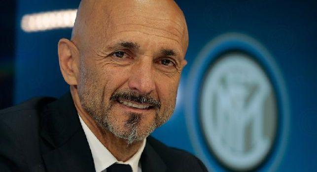 Inter, Spalletti: Avvicinarsi a Napoli e Juve? E' il nostro obiettivo, ottimo lavoro della società sul mercato