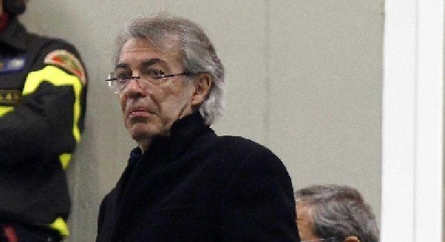 """Inter, l'ex presidente Moratti: Icardi per Higuain e 50 milioni? Sarebbe da preferire alla clausola"""""""