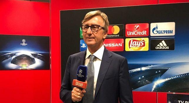 Auriemma su Tuttosport: De Laurentiis gratificherà la squadra con un premio di 2mln, lo annuncerà alla cena di domani