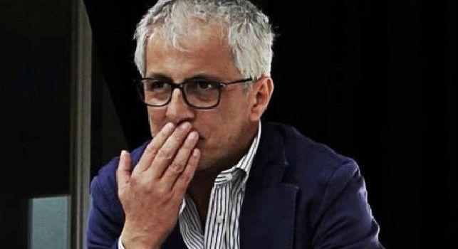 Giordano: A certa gente non va mai bene nulla, chi critica Ancelotti prima criticava Benitez