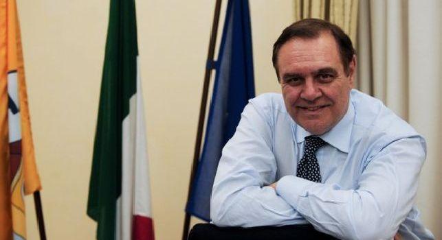 Clemente Mastella: Ho visto ADL e Raiola molto sorridenti, ho parlato con il patron azzurro