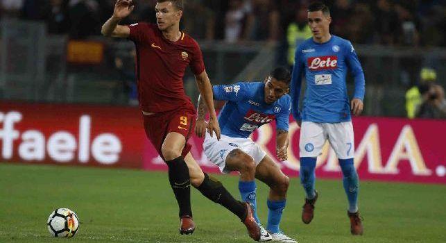 Gazzetta - La Roma perde pezzi: Emerson ad un passo dal Chelsea, vicino anche Dzeko! E Nainggolan...