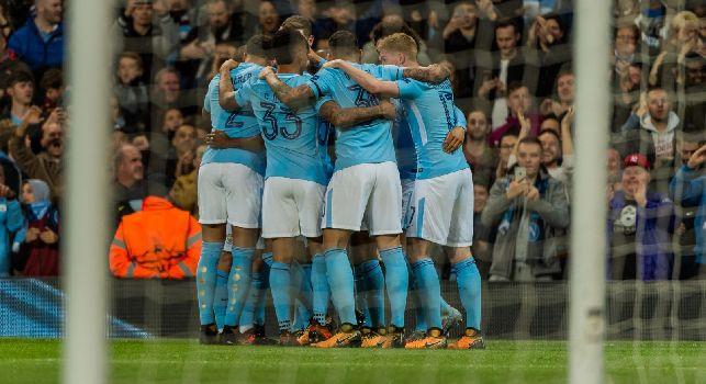 Manchester City-Napoli, le pagelle: Reina si immola, Hamsik pessimo! Ghoulam <i>si fa notare</i>, Hysaj <i>ninja a sua insaputa</i>. Allan sì, Mertens...no!