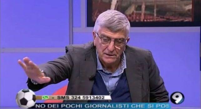 Fedele: Giampaolo poteva continuare l'ottimo lavoro di Sarri, ma a Napoli sarebbe successo il finimondo
