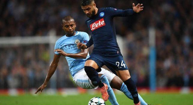 Man City, Fernandinho: Mercoledì ci aspetta una partita difficile con il Napoli, ma sappiamo di poter fare risultato