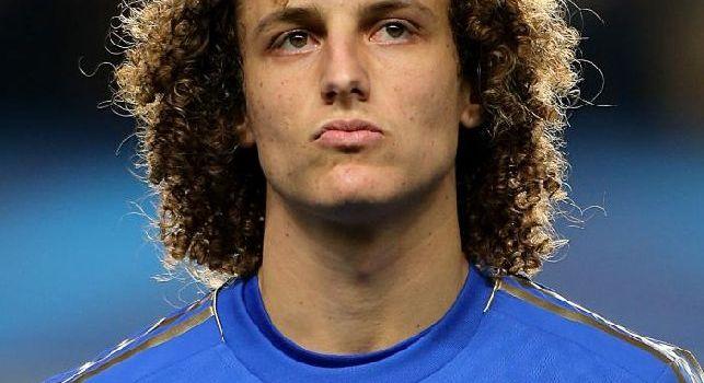 David Luiz, labiale choc contro Conte! Le telecamera lo inguaiano [VIDEO]