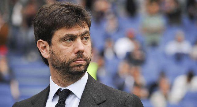 Sarri Juventus Agnelli
