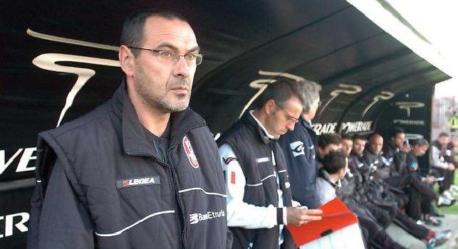 Arezzo, Mancini: Ricordo le manie di Sarri: dal sale in campo, alla moglie fuori. Ma la squadra voleva Conte...