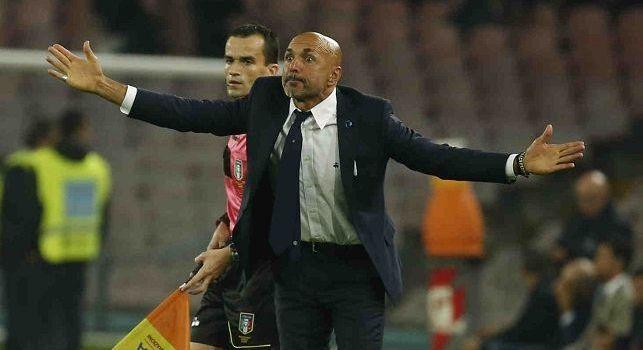 Inter, Spalletti: Frecciate a nessuno, massimo rispetto per Sarri. Con la Juve non si decide lo scudetto