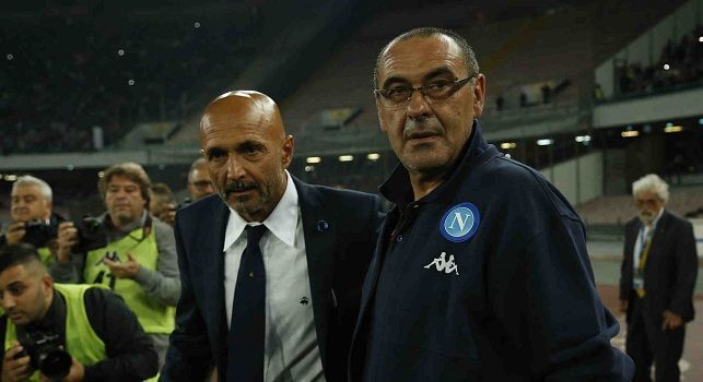 Inter-Napoli, le formazioni ufficiali: Sarri si affida ai titolarissimi, torna Hamsik dal 1'. Spalletti lancia Rafinha e Brozovic