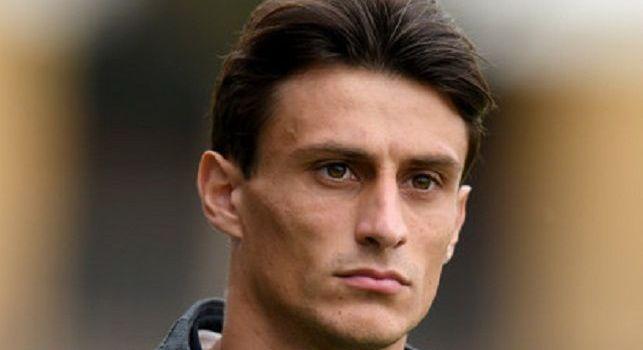 Roberto Inglese, attaccante del Napoli in prestito al Chievo Verona