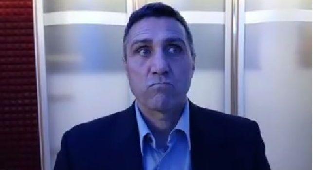 Giordano duro: Che mi frega che Sarri ha valorizzato Koulibaly, ha vinto meno di Benitez e Mazzarri! [VIDEO]