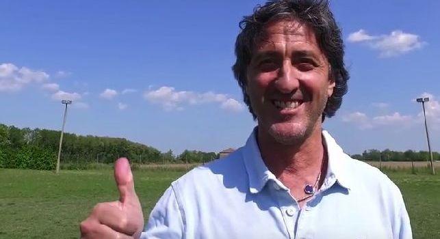 De Napoli: Adoro Gattuso per un motivo, occhio a Kessiè. Napoli-Milan per chi tiferò? Ovviamente per l'Avellino!