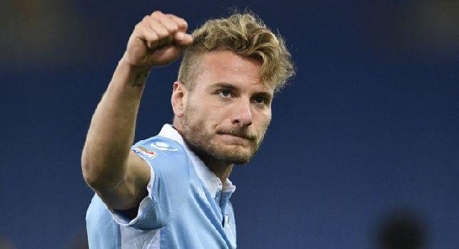 Lazio-SPAL 4-1, biancocelesti al quarto posto: Immobile trascina i capitolini che tornano a -4 da Napoli ed Inter