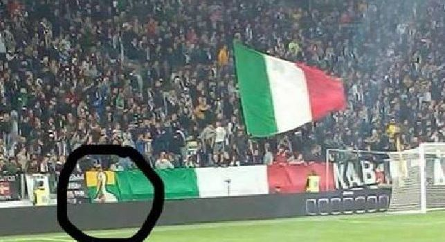 La Serie A legge Anna Frank: la curva juventina risponde invitando gli ultras più anti-semiti d'Europa [FOTO]