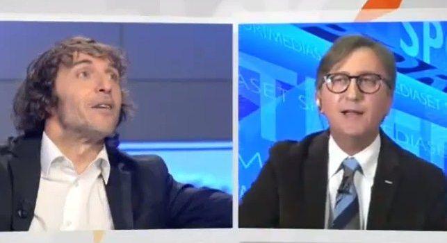 Cruciani: Critica napoletana agli arbitri molto sfigata, la replica di Auriemma: Chi sei tu per parlare di Napoli?