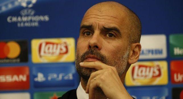 Guardiola chiude alla Juventus: Quante volte devo dirlo? Non ho intenzione di trasferirmi in Italia!