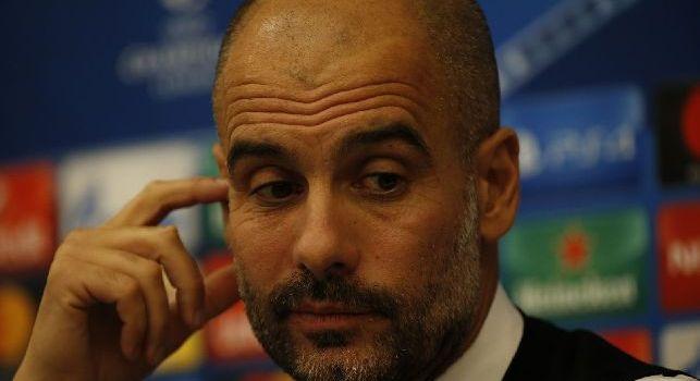 Le ultime parole famose di Guardiola...